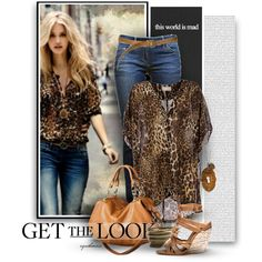 Get the Look, created by cynthia335 on Polyvore