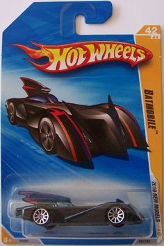 2010 HOT WHEELS NEW MODELS KEYS TO SPEED CARD 42/44 BATMOBILE by HOT WHEELS. $9.97. BATMAN CAR IN KEYS TO SPEED GAME CARD. 2010 BATMOBILE Hot Wheels 2010 (042/240) BATMOBILE 42/44 ew Models 1:64 Scale Collectible Die Cast Car
