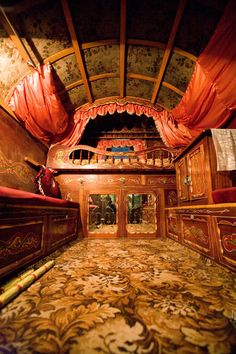Collection of Romany Gypsy wagons to be auctioned