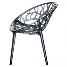 Outdoor Compamia Crystal Modern Dining Chair - Set of 2 Transparent . Outdoor Compamia Crystal Modern Dining Chair - Set of 2 Transparent Black Wooden Living Room Furniture, Resin Furniture, Living Room Chairs, Cool Furniture, Outdoor Furniture Sets, Furniture Chairs, Furniture Layout, Furniture Ideas, Dining Room