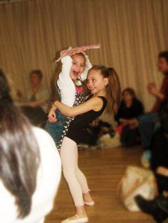 Dance Moms little Maddie and Mackenzie
