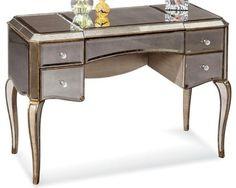 The Collette Vanity - desks - theplacefurnituregalleries.com