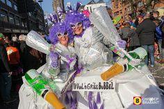 Carnavalsoptocht Kruikenstad 2015