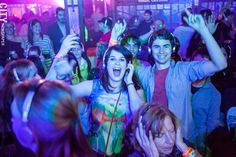 Dance to the rhythm of your own drum at the silent disco at Rochester Fringe Festival.