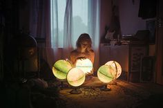 SAVE THE WORLD by Theo Gosselin, via Flickr