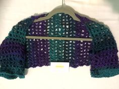 by TheCraftyShamrock on Etsy Hand Knitting, Irish, Knit Crochet, Great Gifts, Purple, Trending Outfits, Unique Jewelry, Handmade Gifts, How To Make