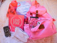 School organization tips & shopping (Makeup for lunch)