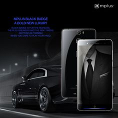 MPlus Black Badge A bold new luxury.  Black Badge is for the fearless. The rule-breakers and the risk-takers. Anything is possible when you dare to play your hand. The iconic silhouettes of MPlus are intensified by an arresting new aesthetic. Performance is heightened for a more dynamic experience. This is MPlus adding a new dimension to luxury. Black Badge is a statement for those whom dare to be different. #MPlus #BlackBadge #Android7 #Smartphone