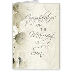 How To Parents Of The Groom Wedding Congratulations Card We Have The Best Promotion For You