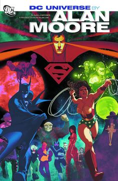 Alan Moores work on some of DCs greatest characters is a benchmark for great stories with fresh approaches to iconic characters.   Now available in trade paperback, this volume includes ACTION COMICS #583, BATMAN ANNUAL #11, DC COMICS PRESENTS #85, DETECTIVE COMICS #549-550, GREEN LANTERN #188, THE OMEGA MEN #26-27, SECRET ORIGINS #10, SUPERMAN #423, TALES OF THE GREEN LANTERN CORPS ANNUAL #2 & 3, SUPERMAN ANNUAL #11, VIGILANTE #17-18, VOODOO #1-4 and DEATHBLOW: BY BLOWS #1-3!