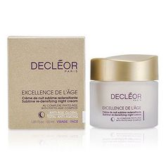 Excellence De Lage Sublime Re-densifying Night Cream