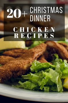 Chicken Recipes for Christmas - Enjoy our best chicken recipes for Christmas dinner eve that you make pretty quickly and serve hot with your family. #chickenrecipesforchristmas #christmasrecipes #christmasdinners #christmaslunch #chickenrecipes #maindish #sidedish Chicken Main Course Recipes, Easy Chicken Thigh Recipes, Healthy Chicken Recipes, Healthy Snacks, Best Food Processor, No Cook Meals, Appetizer Recipes, Food Trucks, Favourite Chicken