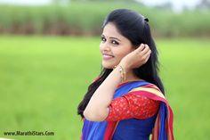 Akshaya Deodhar Marathi Actress Jujhyat Jiv Rangala Zee Marathi Serial Anjali Real Name Photo