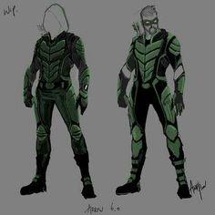 Superhero Characters, Dc Comics Characters, Armor Concept, Concept Art, Green Arrow Cosplay, Comic Character, Character Design, Dc Comic Costumes, Ajin Anime