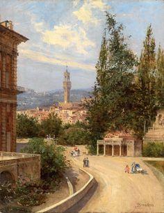 Destinations, Italy Tours, Grand Tour, Australian Artists, Artist Names, All Art, Art History, Florence, Paths