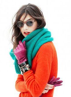 Warm vs. Cold Colours
