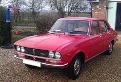 1973 Mazda RX-2, my first car only it was dark green. 4 speed...