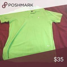 polo shirt worn twice Polo by Ralph Lauren Shirts Polos