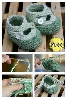 Cute Saartje's Booties Free Knitting Pattern Knitting for babies is delightful. You can knit adorable booties with the Booties Free Knitting Pattern. They are great as baby shower or newborn gifts. Baby Booties Knitting Pattern, Baby Shoes Pattern, Booties Crochet, Crochet Baby Shoes, Crochet Baby Booties, Baby Knitting Patterns, Baby Patterns, Vintage Patterns, Crochet Mittens