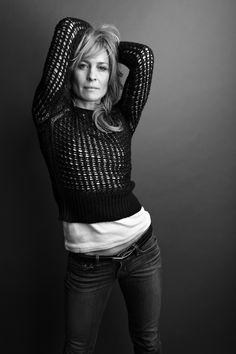 Robin Wright by David Vasiljevic