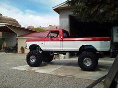 Ford truck sweet lookin truck
