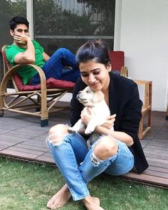 Actress Samantha Latest Cute HD Stills - Gethu Cinema Samantha Images, Samantha Ruth, Couple Photography Poses, Girl Photography, Samantha Wedding, Photos With Dog, Baby Friends, Baby Images, Wedding Dress Pictures