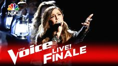 """The Voice 2016 Alisan Porter - Finale: """"Down That Road"""""""
