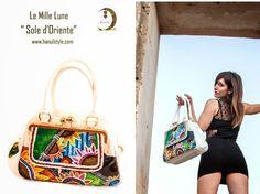 Hanùl Style Blog | Borse e accessori dipinti a mano: COLORATEVI DI SOLE!!!