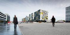 Project - Nanterre Apartments - Architizer