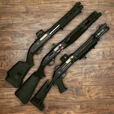 Salient Arms Custom Shotguns