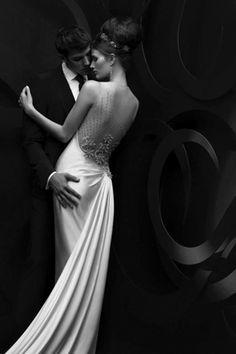 Gorgeous Ines di Santo wedding dress adorned with Swarovski Elements. View the Swarovski Elements Wedding Directory at www. Robes Glamour, Foto Portrait, Dream Wedding, Wedding Day, Wedding Tips, Perfect Wedding, Elegant Wedding, Wedding Bride, Wedding Reception