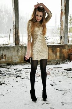 Brilliant 20 New Year's Eve Outfit Ideas https://fazhion.co/2017/11/16/20-new-years-eve-outfit-ideas/ No way you wish to destroy your night on a scratchy uncomfortable dress which loses sequins on the way