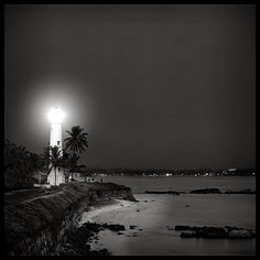The famous lighthouse at Galle, in the southern part of Sri Lanka