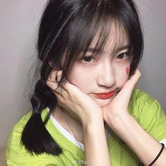 Cute Japanese Girl, Cute Korean Girl, Asian Girl, Ulzzang Hair, Ulzzang Korean Girl, Uzzlang Girl, Hey Girl, Very Pretty Girl, Girl Korea