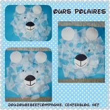 Résultats de recherche d'images pour « bricolage ours polaire »