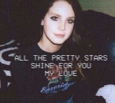 Lana Del Rey #LDR Pretty When You Cry (Ultraviolence)