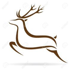 Deer Cliparts, Stock Vector And Royalty Free Deer Illustrations