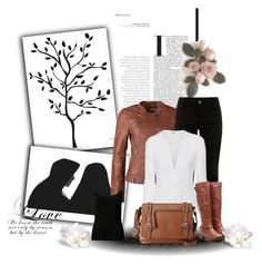 """The Headless Nun"" by luna-kit on Polyvore"