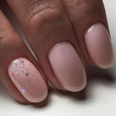 Looking for the best nude nail designs? Here is my list of best nude nails for your inspiration. Check out these perfect nude acrylic nails! Perfect Nails, Gorgeous Nails, Love Nails, My Nails, Glitter Nails, Polish Nails, Pink Glitter, Nagellack Design, Nagellack Trends