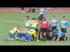 Amazing try by Marco Vorster - YouTube