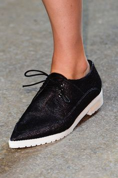The Best Shoes, Bags, and Baubles on the 2015 Runways -- Tibi Spring 2015