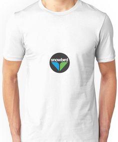 c20b8df307b Snowbird Ski Resort Logo Unisex T-Shirt Snowbird Ski