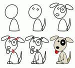 Impara a disegnare gli animali (serie 1)