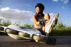 .Rollerblading