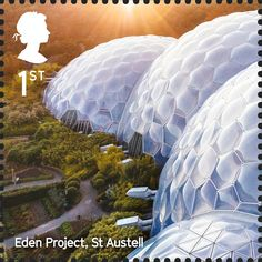 Royal Mail's Special Stamps gallery and archive Royal Mail Stamps, Uk Stamps, Postage Stamps, British Architecture, Futuristic Architecture, Contemporary Architecture, London Aquatics Centre, Birmingham Library, Architects London