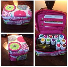 Love this Baubles and bracelet case! It's perfect for storing all the essential oils!