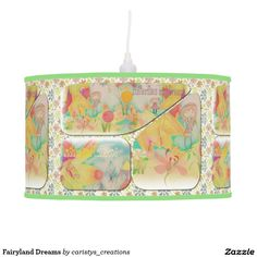 Shop Butterflies & Dreams Pendant Lamp created by caristys_creations. Baby Nursery Decor, Nursery Room, Ceiling Hooks, Kids Lighting, 15th Birthday, Hanging Pendants, Trim Color, Fairy Land, Shower Gifts