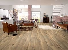 EGGER Laminate Flooring Type. 055 491   H1001 Valley Oak