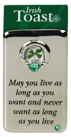 Celtic Attic: Treasures - Home Decor - Jewelry - Genuine 4 Leaf Clover . Irish Quotes, Irish Sayings, Irish Toasts, Irish Proverbs, Luck Of The Irish, Irish Luck, Irish Eyes Are Smiling, Irish Pride, Irish Blessing