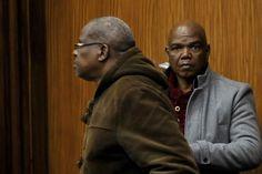 Just in: Richard Mdluli sentenced to five years in prison #news #bsc #courtsandjustice #richardmdluli
